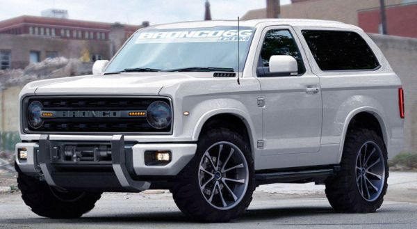2020 Ford Bronco Price Specs Release Date Ford Bronco Ford Bronco Concept 2019 Ford Bronco