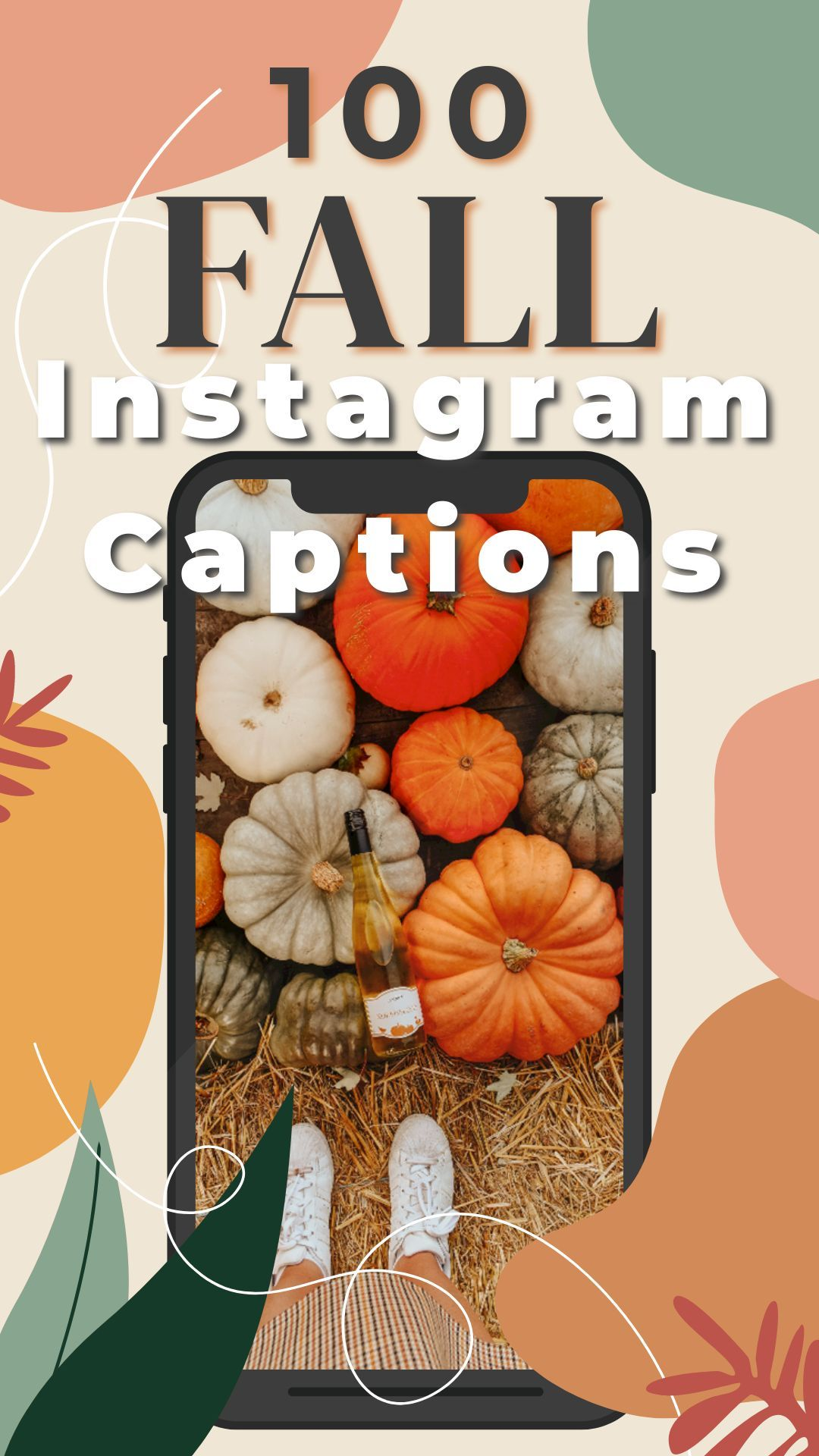 Best Fall Instagram Captions and Ideas for Autumn Photos