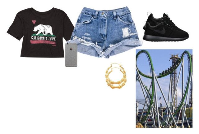 """Universal studios"" by explorer-14554846938 on Polyvore featuring Billabong and NIKE"