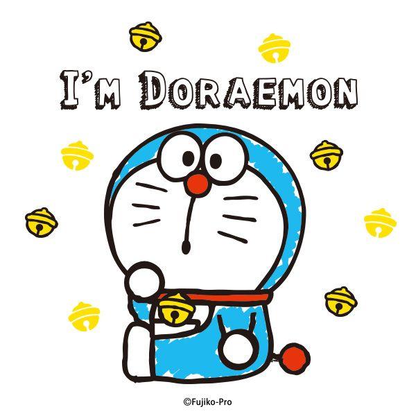 I'm Doraemon