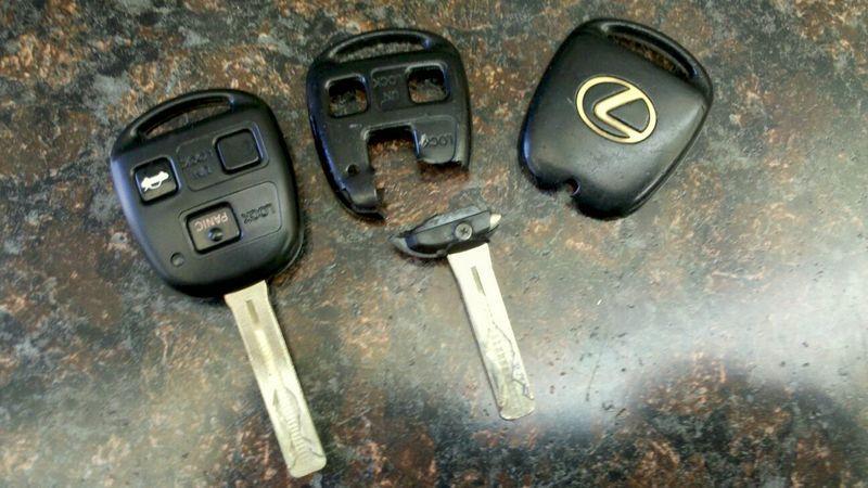 Broken Car Key Service
