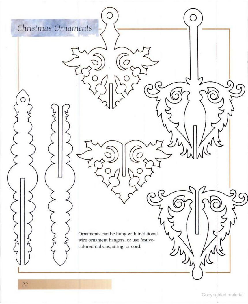 Woodtools - Книги - Decorative & Ornamental Scroll Saw