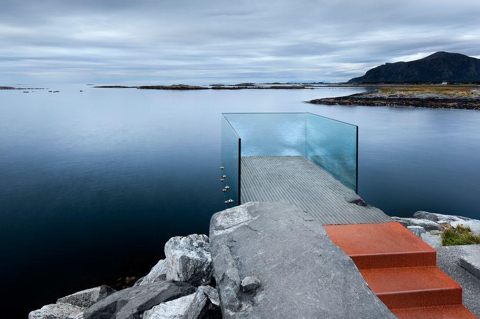Norwegen landschaft kommt von schaffen paesaggi urban for Progetti architettura on line