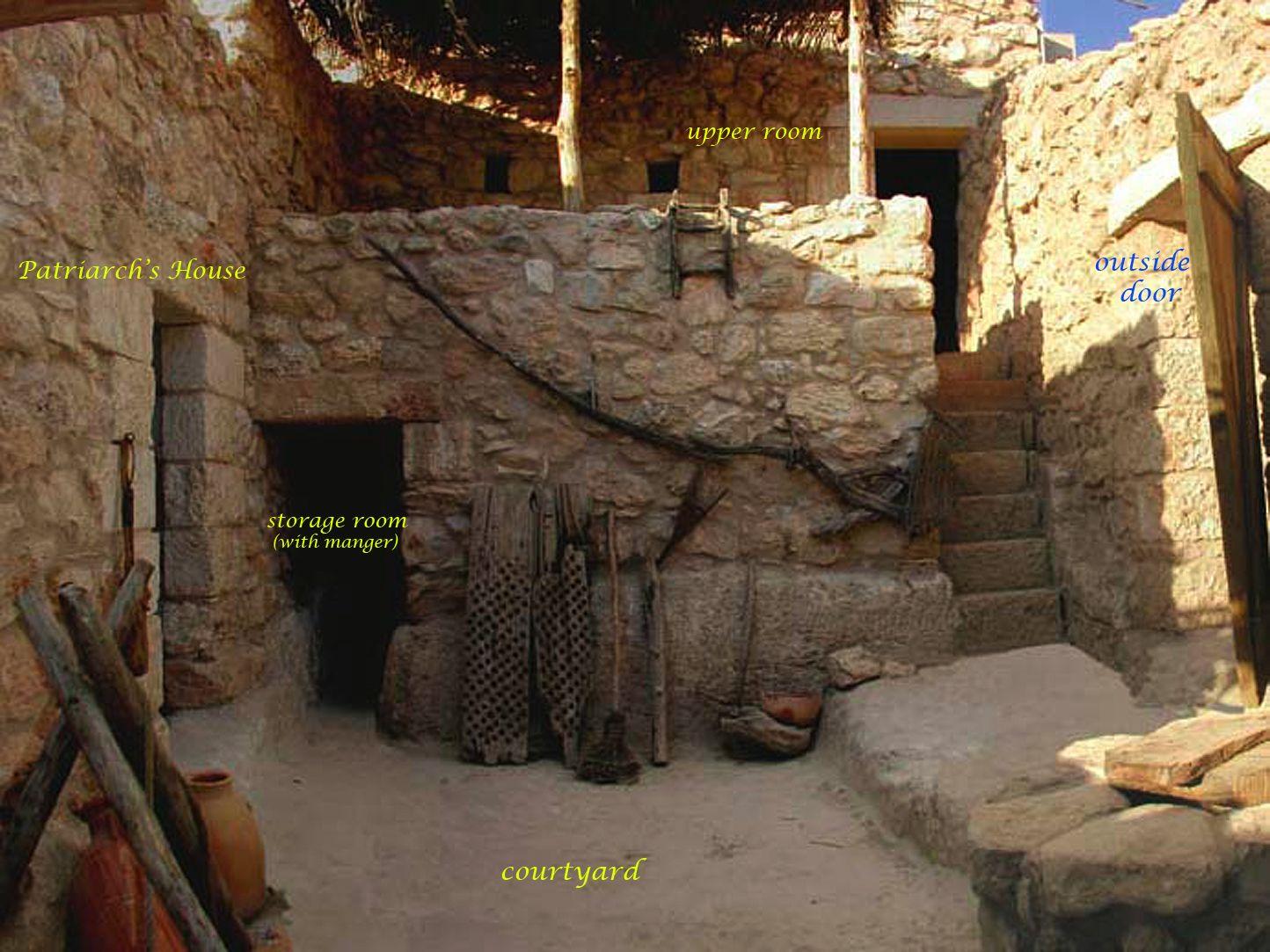 Nazareth Ancient Israel Nazareth Village Holy Land Israel