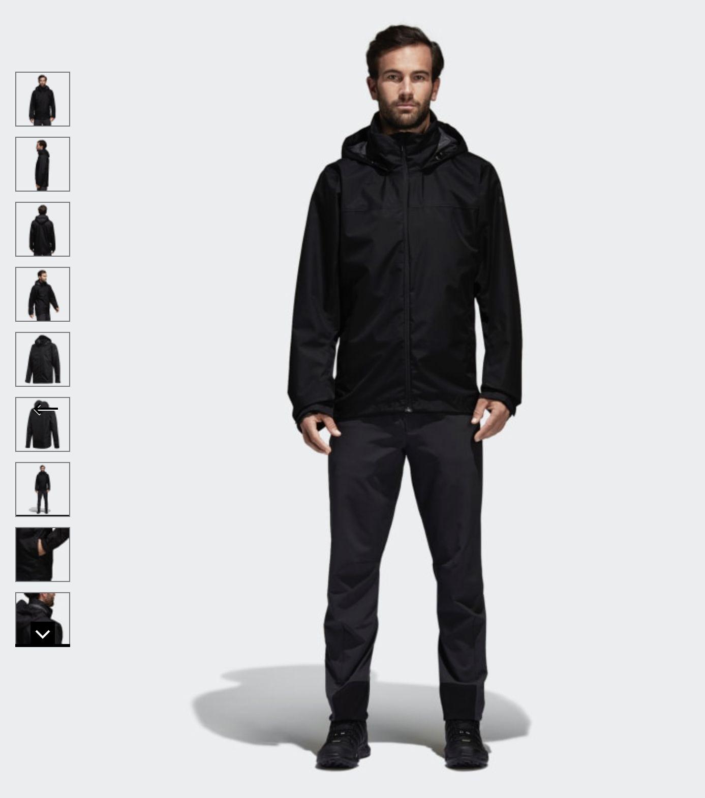 Adidas Wandertag jacket, black | Normcore, Fashion, Style