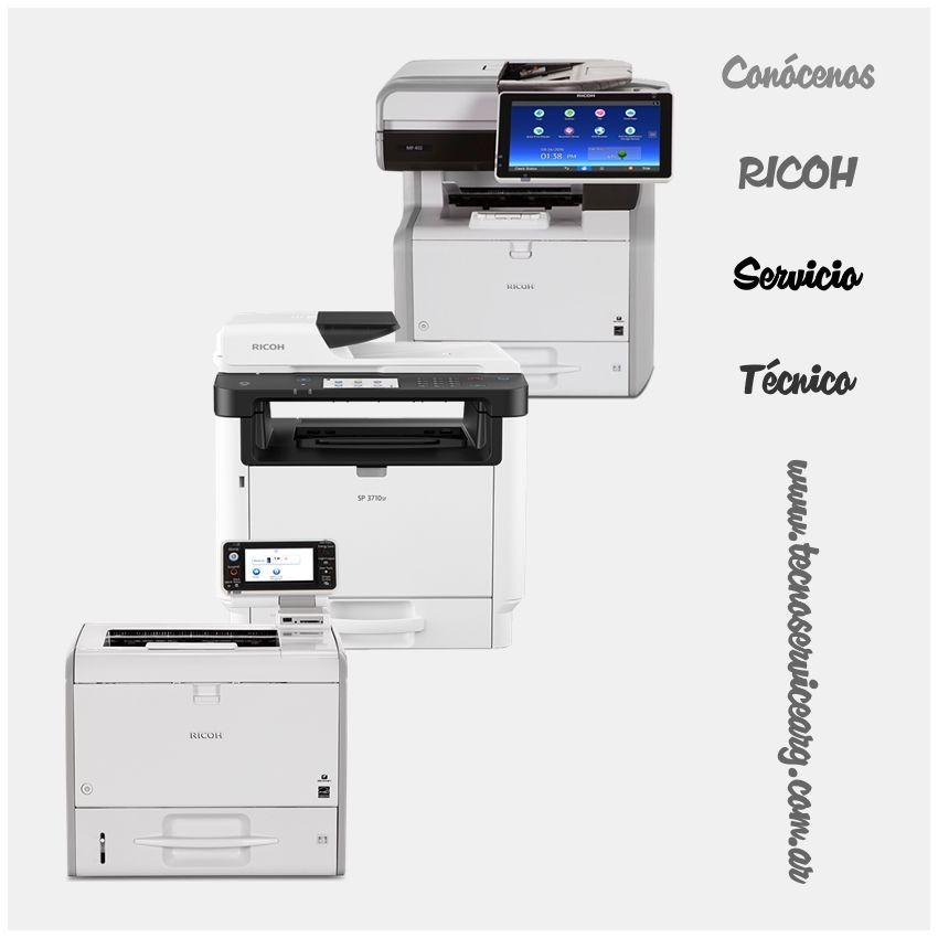 Ricoh Servicio Tecnico En 2020 Servicio Tecnico Impresora Reparacion Y Mantenimiento