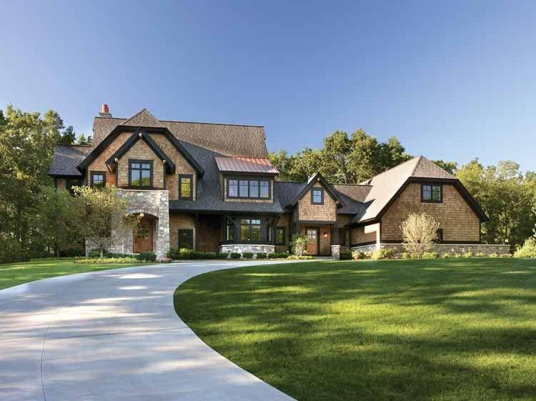 House · Shingle House Plan ...
