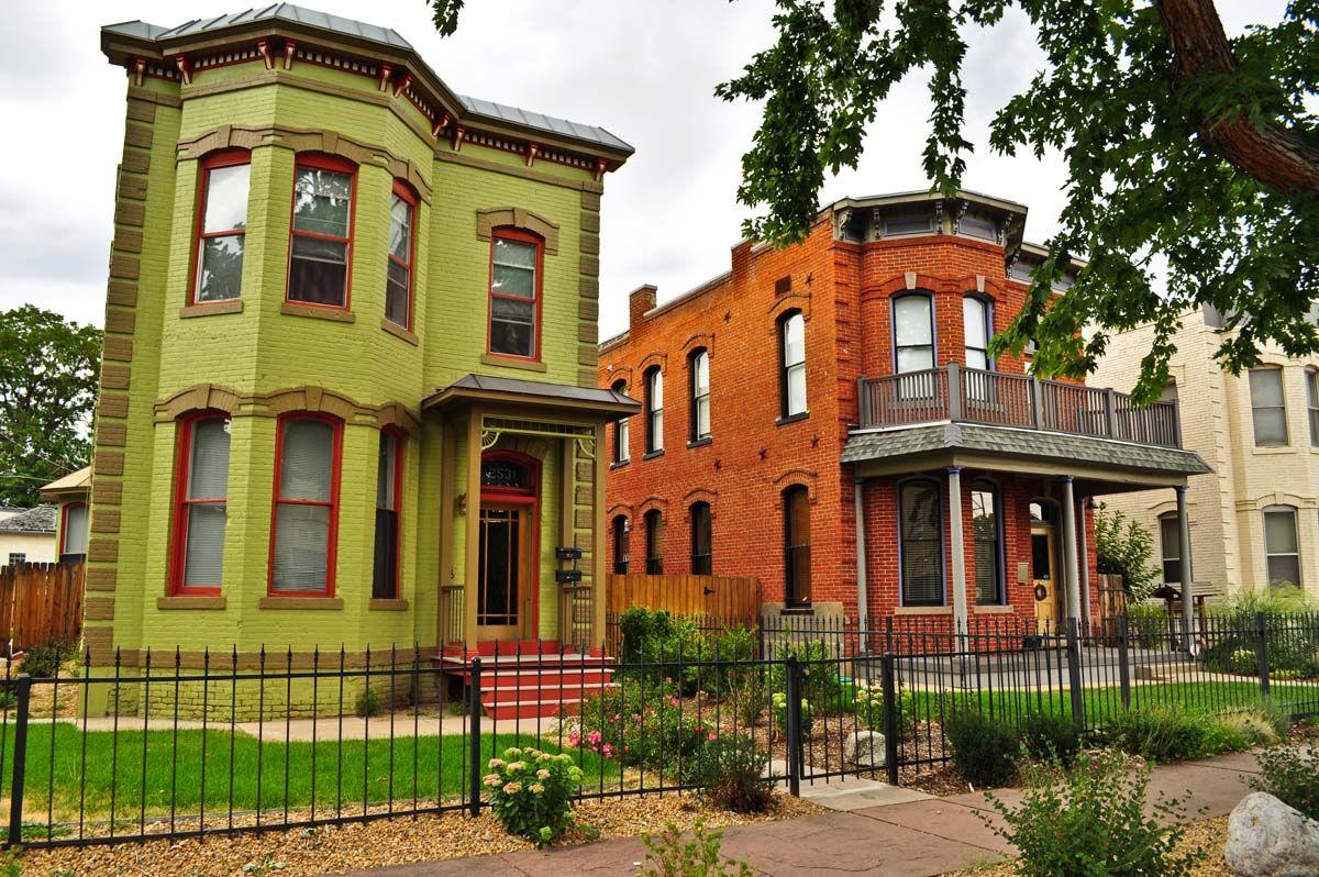 1880's Denver architecture - Italianate. Blog series by Ken Schroeppel at Denver Urbanism.