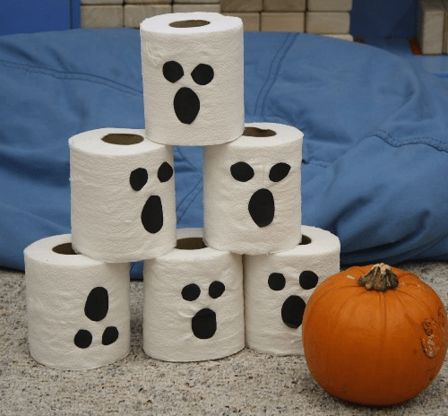 Pin De Mamen Navarro Cendón En Halloween Juegos Caseros Para Niños Cosas De Halloween Juegos Para Fiestas De Halloween