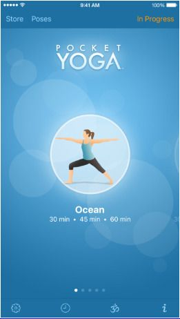 iOS Pocket Yoga ($299 to #Free) - Apps Gone Free Gone Free