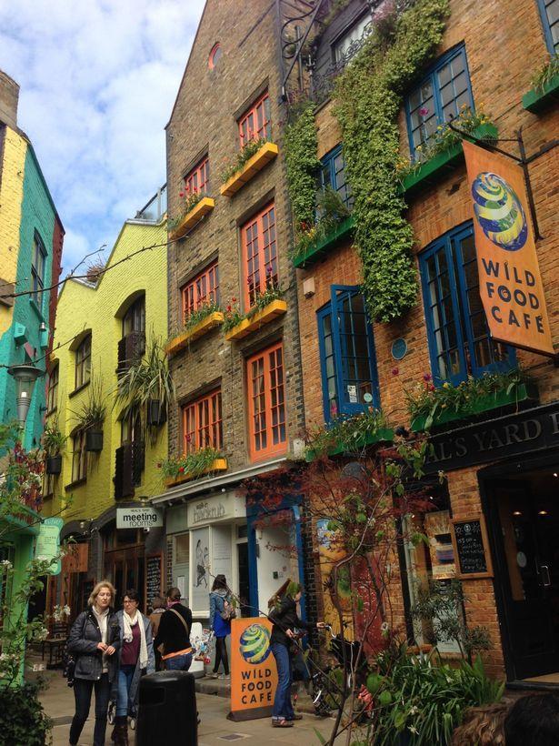 Travel report: Seven Dials, Covent Garden, London | Europe ...
