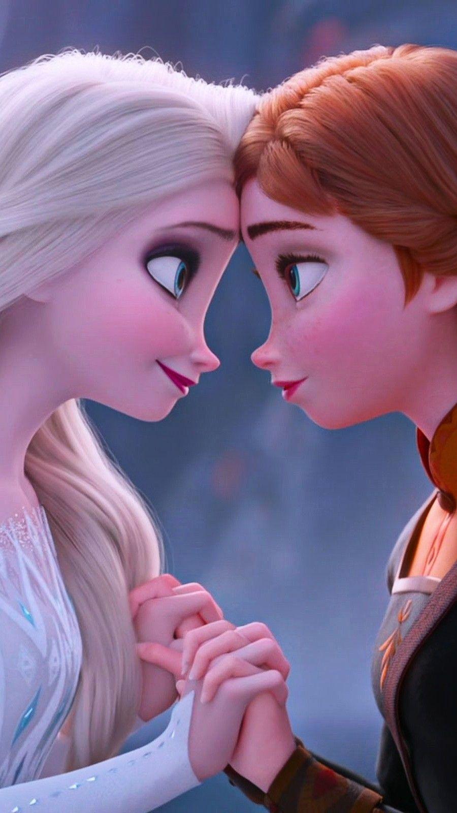 Wallpaper Elsa Anna Em 2020 Fotos Da Frozen Desenhos De Personagens Da Disney Desenhos De Princesa Da Disney