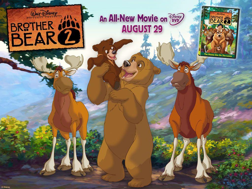 Hermano oso 2. Año 2006 | Filmografía Disney. De sus inicios a la ...