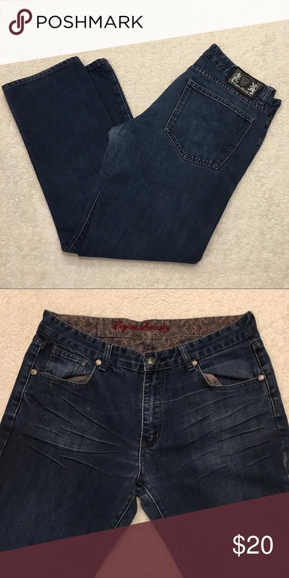 English Laundry Size 34 Jeans English Laundry Medium Wash Size