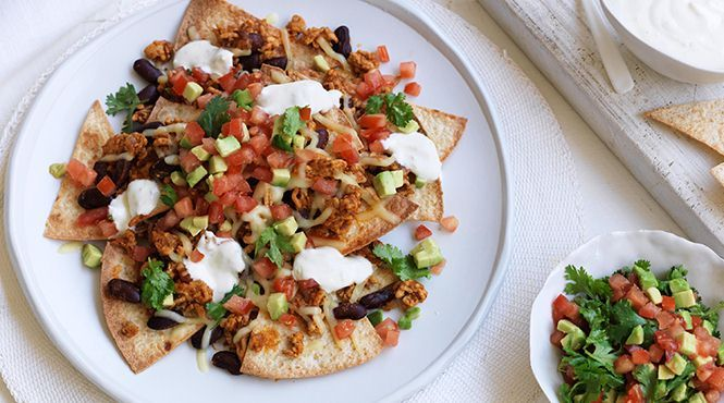 Campbell's Kitchen | Mince recipes healthy, Healthy nachos