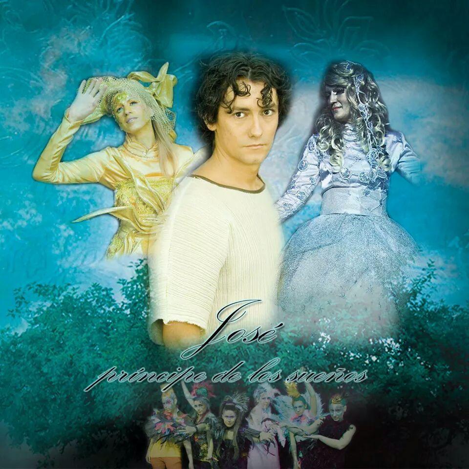 """""""JOSE""""MUSICAL BIBLICO.MUSICA Y LETRA ABEL LINARES Y CELIA GARCIA 10) TRABAJO editado en 2010"""