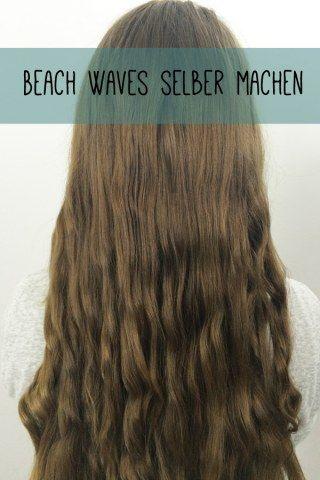 Sommer Sonne Surfer Look Lassige Beach Waves Zum Nachstylen Surfer Frisuren Und Schone Haare