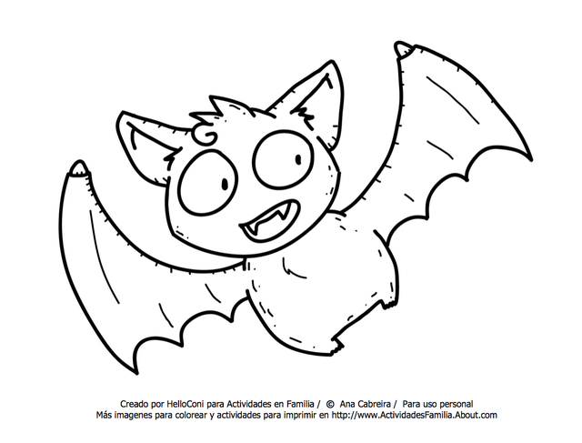 10 Dibujos de Halloween para imprimir y colorear | Pinterest ...