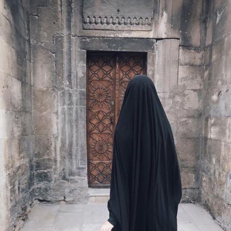 رمزيات رمزيات انكثام Musluman Modasi Fotograf Niqab