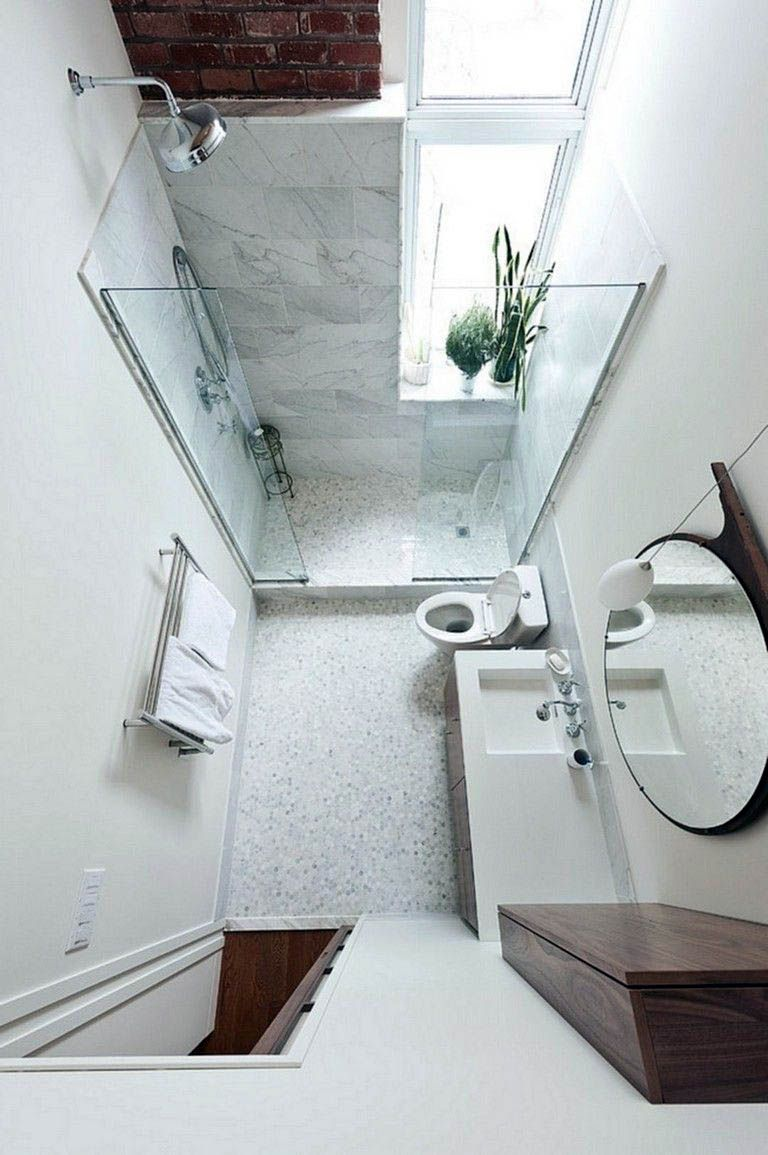 our favorite bathroom shower ideas for small spaces for