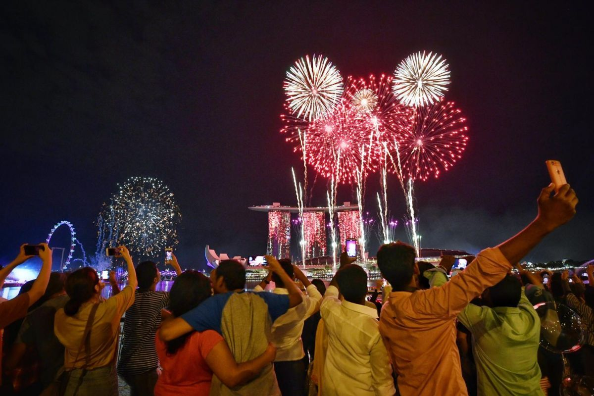 15 Best Places in the World to Celebrate New Year's Eve