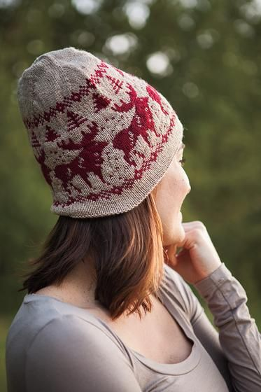 Home Alone Holiday Hat - Knitting Patterns and Crochet Patterns from  KnitPicks.com ad9c6611d85