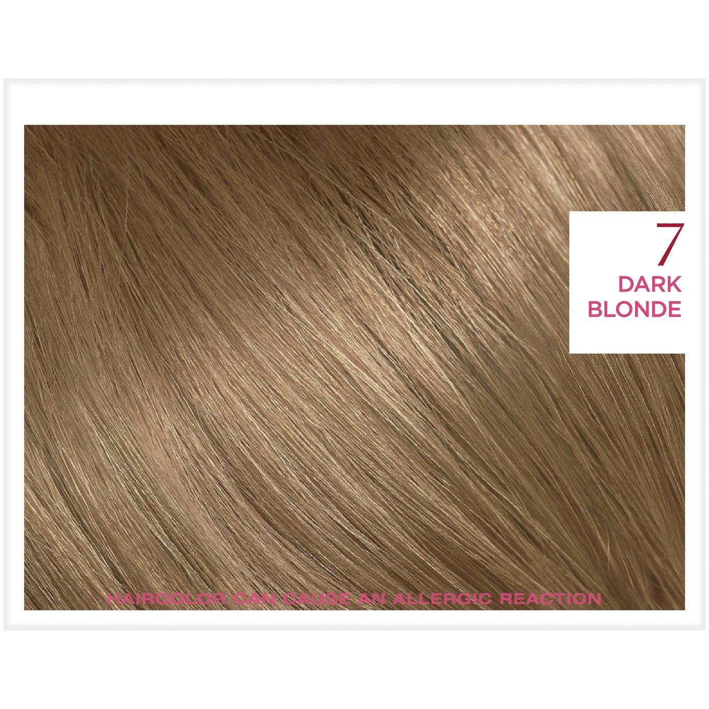 L Oreal Paris Excellence Triple Protection Permanent Hair Color Affiliate Excellence Ad Triple Oreal In 2020 Dark Blonde Permanent Hair Color Loreal Paris