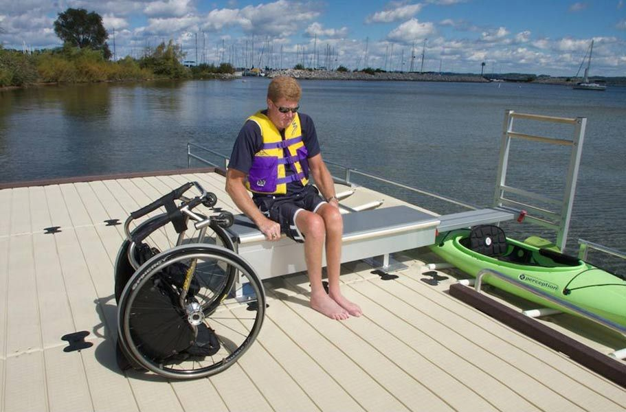 Image Result For Handicap Accessible Kayak Launch Villas