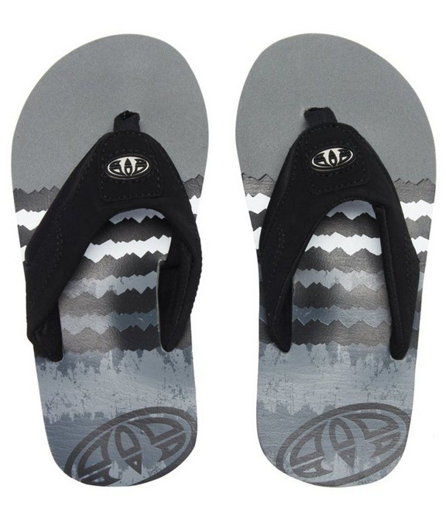 Animal Jekyl Logo Boys Footwear Sandals - Black All Sizes