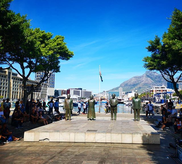 Nobel Square it is #VandAwaterfront #CapeTown #SouthAfrica #TheLifesWay #Photoyatra #AashishRaiJain #Blogger #SocialMediaInfluencer #Travel #SeePlaces @HuaweiZA #HuaweiP20pro #SeeMooore #LeicaTripleCamera #Funwithfamily #Funwithfriends #walkingwithcamera #photographerwithpassion #instagrammer #6yearsofthelifesway #TheLifesWayTravels #TheLifesWayReviews #Naturelover #iglobal_photographers #ig_great_pics #ig_myshot #shotwithlove #mobilePhotography #SmartphoneCamera #techJournalist www.thelifesway.