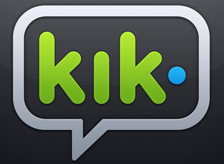 كيك ماسنجر Kik Messenger المتجر العربي لتطبيقات