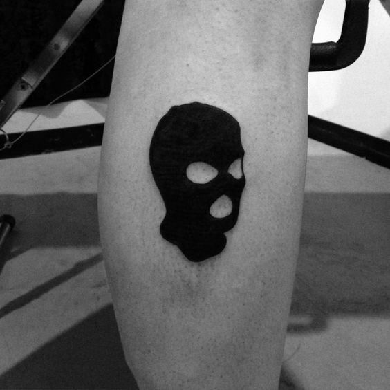 Photo of 30 Ski Mask Tattoo Designs für Männer – Masked Ink Ideen – Mann Stil | Tattoo