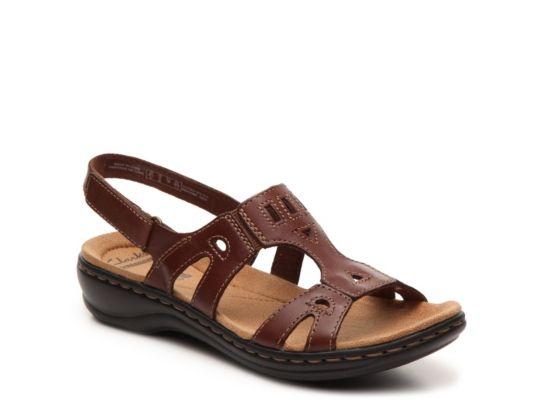 93543e9dca73 Women s Clarks Leisa Annual Sandal - Brown