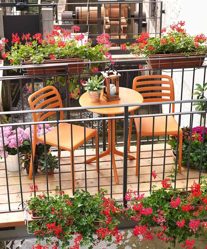 balcone lungo e stretto - Cerca con Google | Sedie da ...