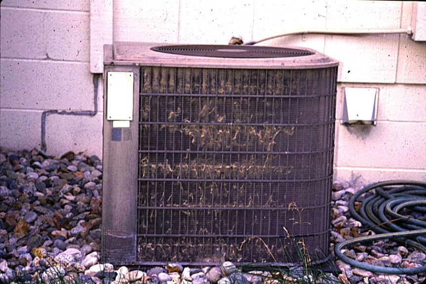 Dirtycondenser 2 how to clean outside condenser