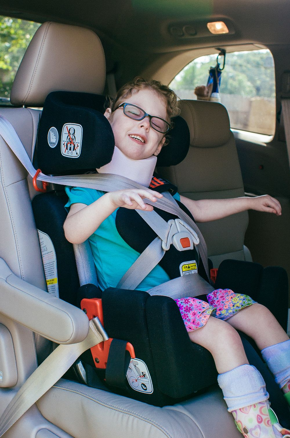 Carrot 3 a Special Needs Car Seat by Convaid Car seats