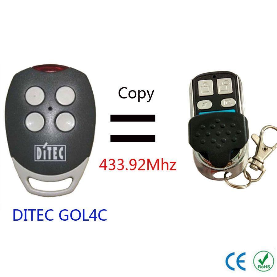 Ditec Gol4C