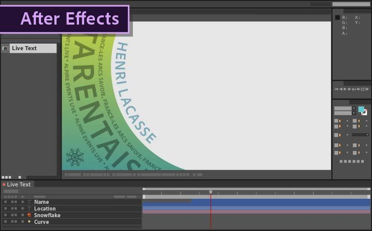 How To Use Live Text Templates From After Effects In Premiere Pro - Premiere pro motion graphics templates