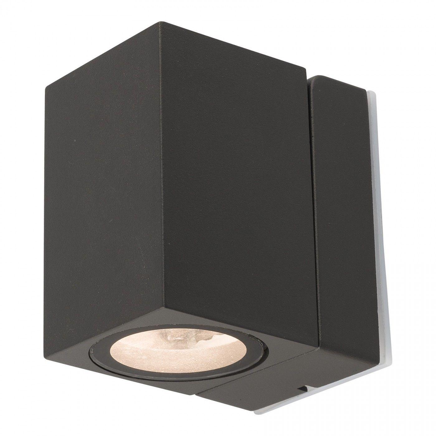 Primm Graphite 9551 Nowodvorski Kinkiet Ogrodowy 9551 Abanet Lighting Lamp Decor