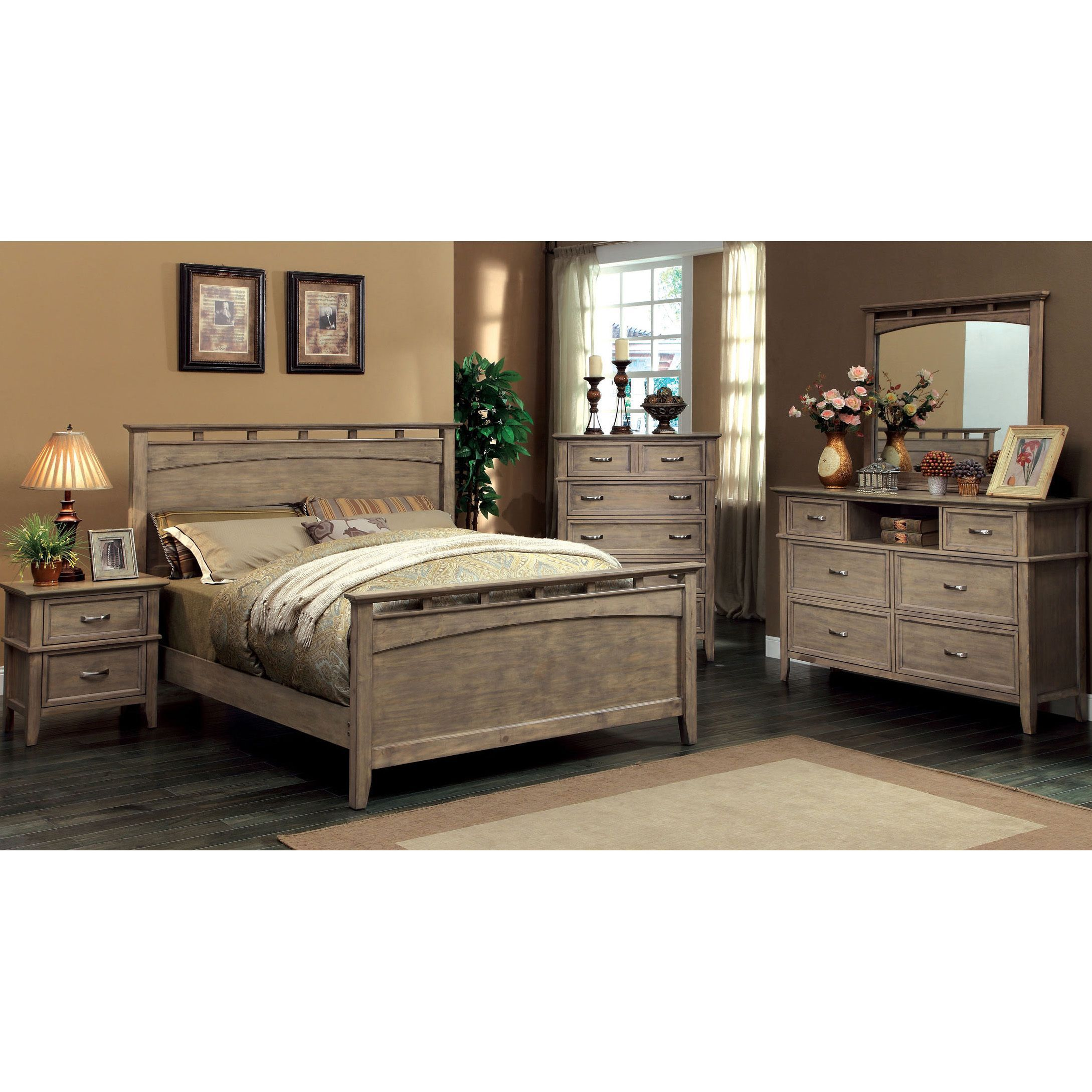 Overstock Com Online Shopping Bedding Furniture Electronics Jewelry Clothing More Bedroom Sets Queen Queen Sized Bedroom Sets Oak Beds