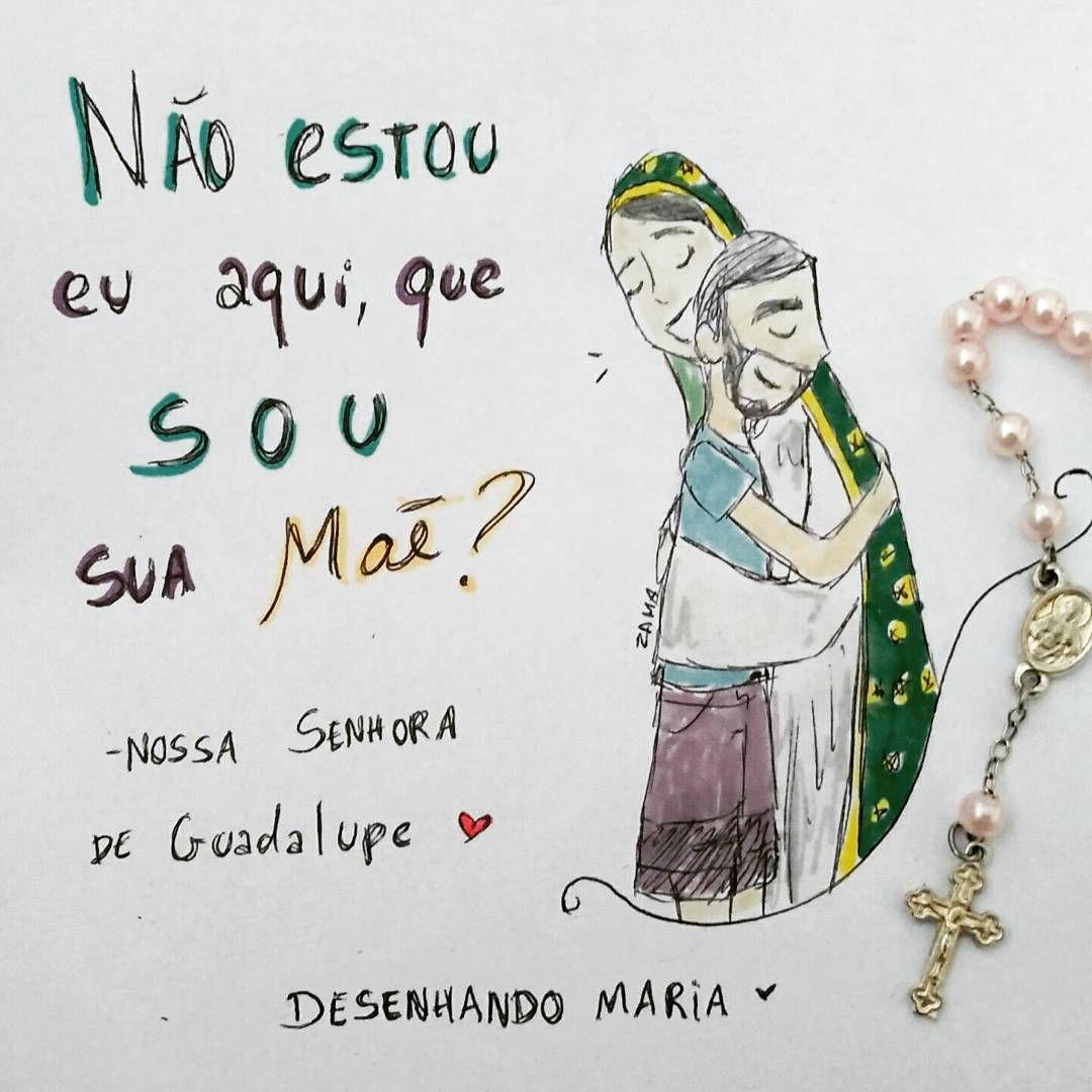 Nossa Senhora De Guadalupe Rogai Por Nós Siga