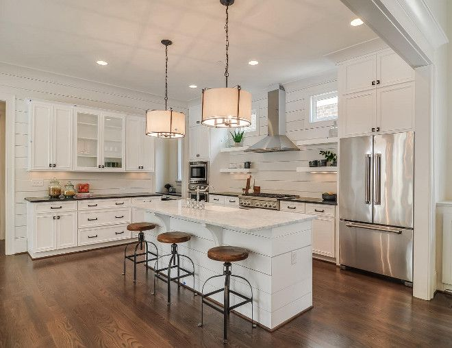 Best Incredible Farmhouse Fixer Upper White Kitchen With Plenty 400 x 300