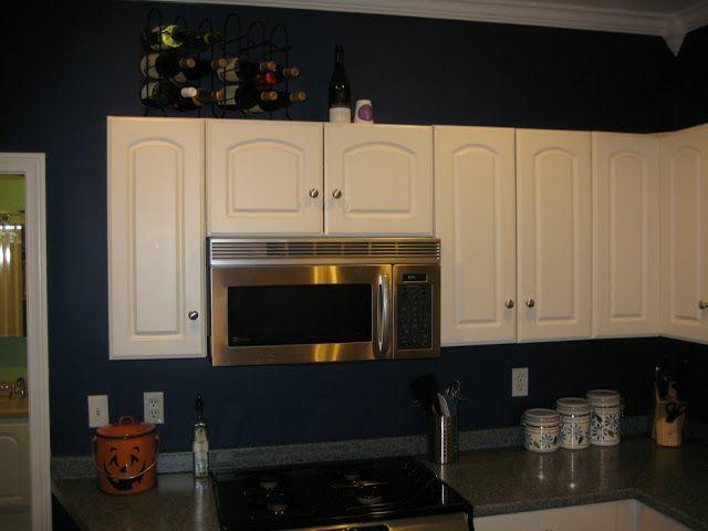Kitchen Dilemma Blue Kitchens Blue Kitchen Walls Home Kitchens
