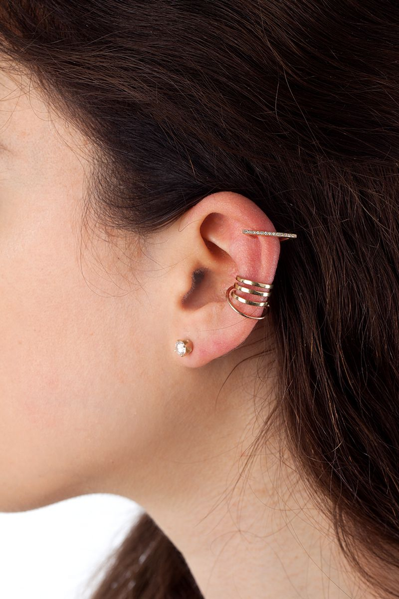 The Hottest Earrings On Market For 2017 Band Cuff