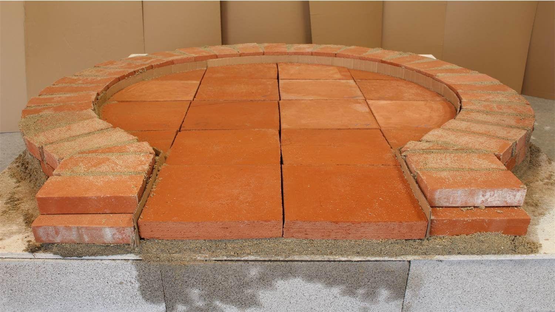 construction four pain pizza par un professionnel de a z pizza oven receipes four. Black Bedroom Furniture Sets. Home Design Ideas