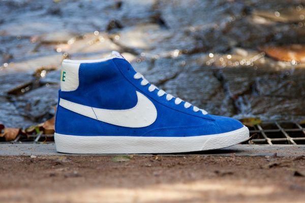 0890cd988d46c Nike Blazer Mid Vintage Premium QS Pack   Kicks!!!   Sneakers nike ...