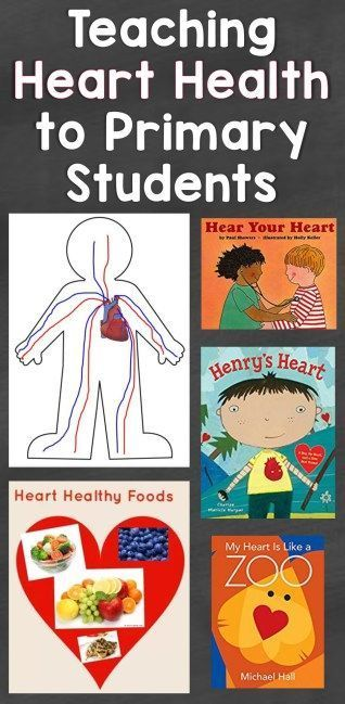 Photo of Teaching Heart Health to Primary Students – Lessons for Little Ones by Tina O'Block