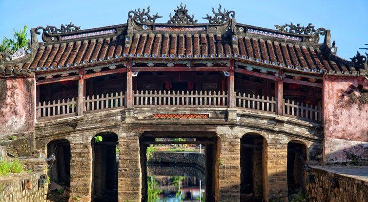 Kết quả hình ảnh cho Japanese Covered Bridge