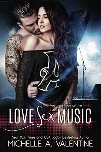 Music romance books