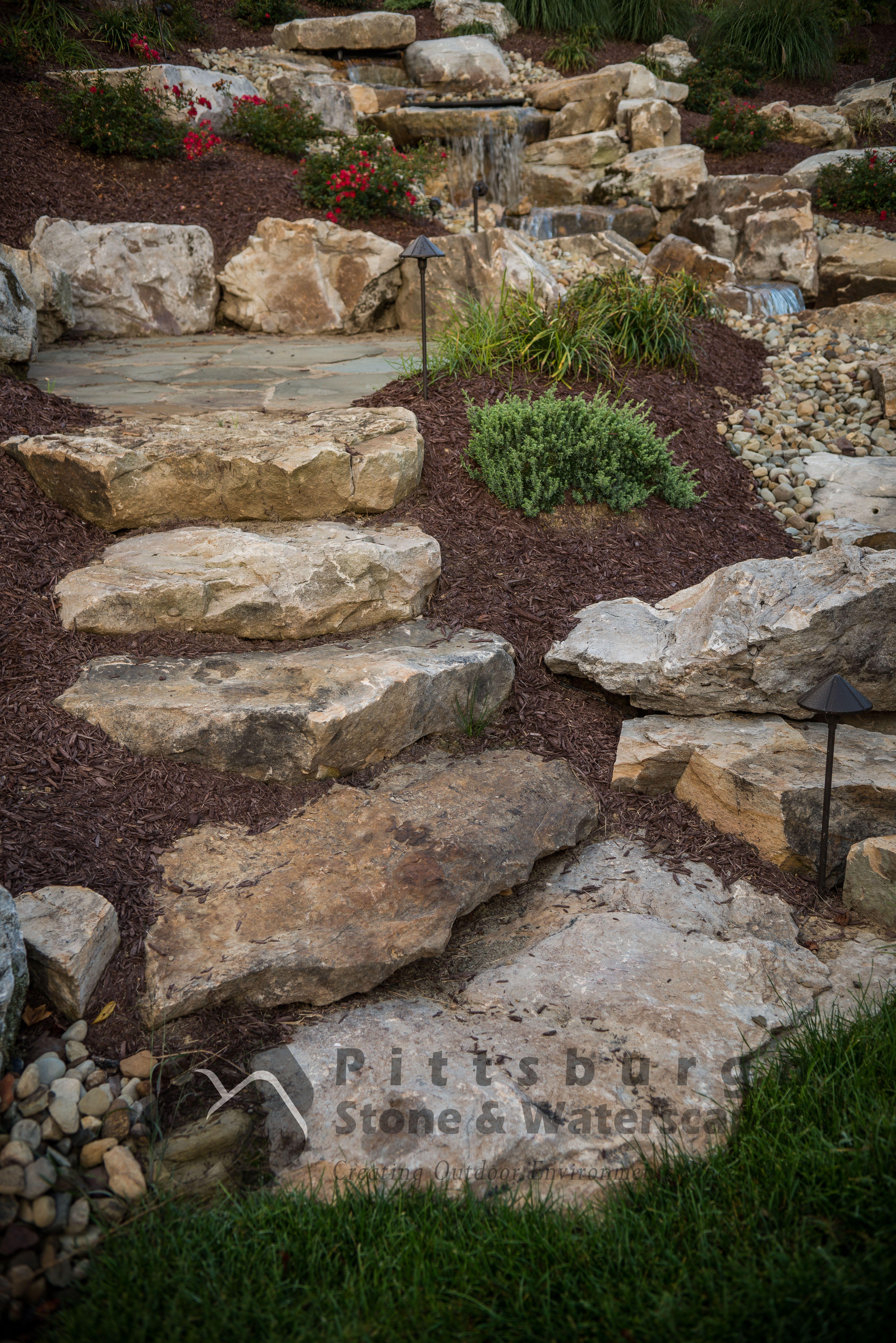 Landscapes, 3D Design, Gardening, Outdoor Living, Boulders, Pittsburgh landscapers